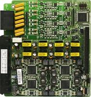 eMG80-CH408 (4 внешние линии, 8 гибридных абонентов)
