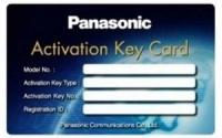 Ключ активации KX-NSU210W для уведомления об эл. сообщении среды обмена сообщениями для 10 пользователей (UM/E-mail 10 Users)