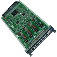 Плата расширения 4 аналоговые внешние линии LCOT4 [ KX-NCP1180X ]