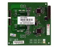 SBG-1K-BRIU2 плата расширения BRI интерфейса