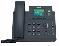 Yealink SIP-T33G, 4 аккаунта, цветной экран, PoE, GigE