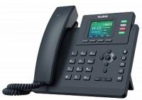 Yealink SIP-T33P, 4 аккаунта, цветной экран, PoE