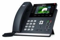 Yealink SIP-T46S, цветной экран, 16 аккаунтов,  PoE, GigE, без БП