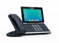 Yealink SIP-T57W, цветной сенсорный экран, WiFi, Bluetooth, GigE, без видео, без БП