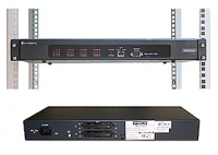 """Модуль 32-х аналоговых телефонов, самостоятельно крепиться в 19"""" стойку, (1 юнит) [UCP-SLTM32]"""